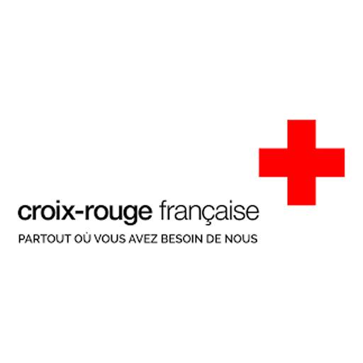 Logo croix rouge française nikita