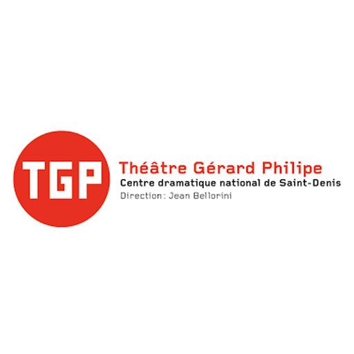 Logo theatre gerard philipe nikita