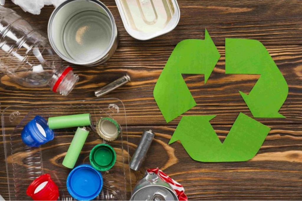 recyclage dechets entreprise - Nikita Nettoyage Paris Île-de-France
