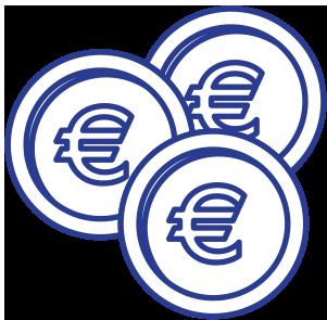Pictogramme euros