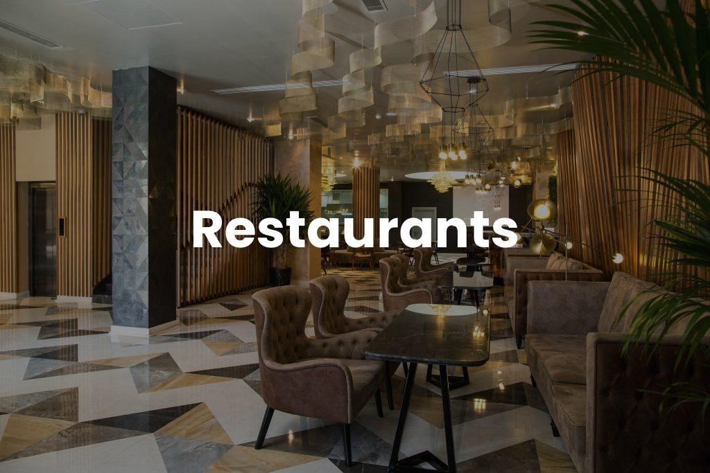 Nettoyage menage secteur restaurants nikita
