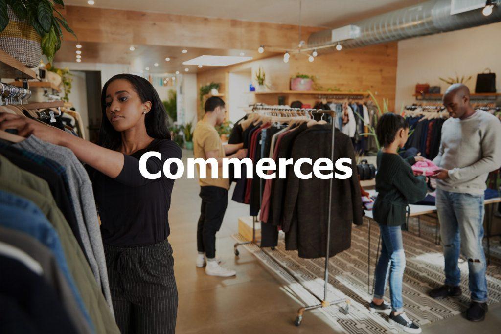 nettoyage commerces