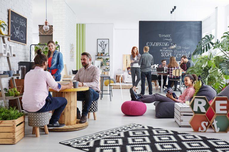 nettoyage de coworking