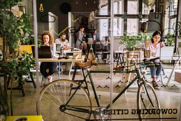 nettoyage espaces de coworking